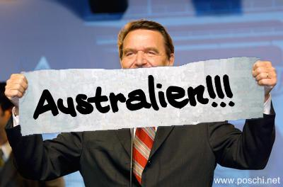 Australien! :)